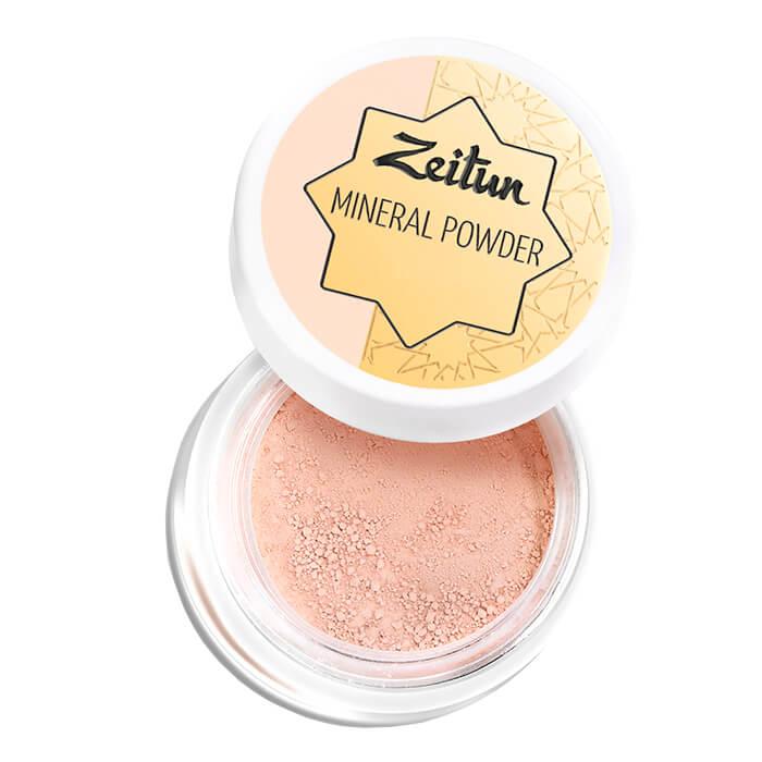 Купить со скидкой Пудра для лица Zeitun Mineral Powder