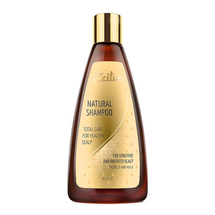 Купить Шампунь для волос Zeitun Natural Shampoo Total Care For Healthy Scalp, Шампунь для комплексного ухода за волосами и здоровья кожи головы, Иордания
