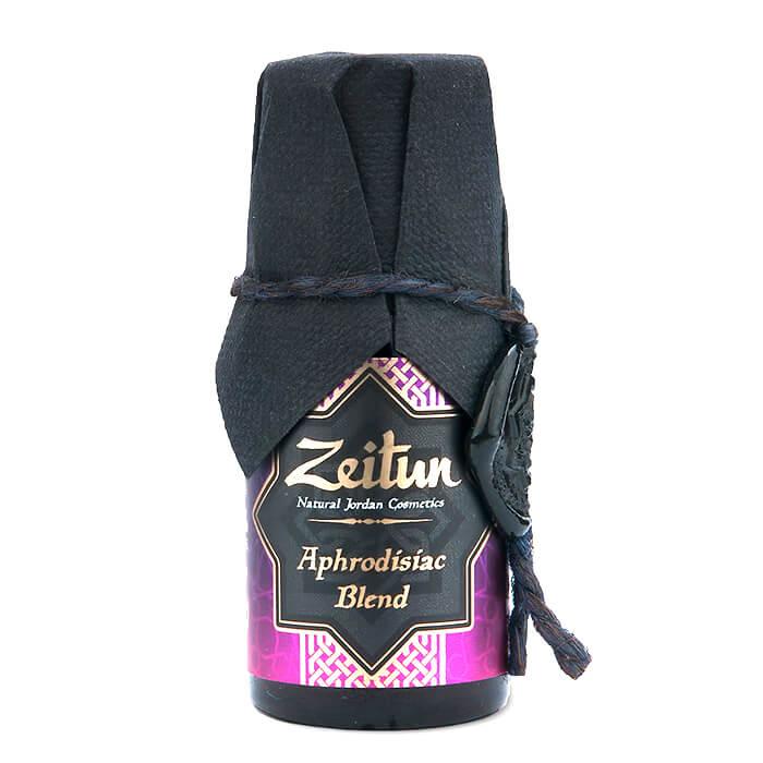 Смесь эфирных масел Zeitun Afrodisiac Blend №6