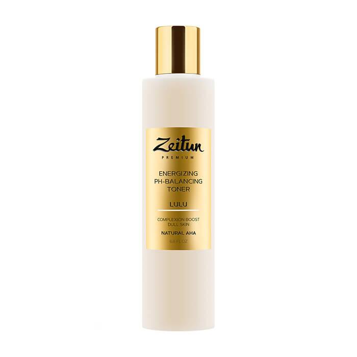Купить Тонер для лица Zeitun Lulu Energizing pH-Balancing Toner, Энергетический и pH-балансирующий тоник против тусклости кожи лица, Иордания