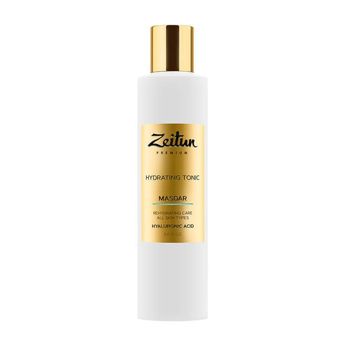 Купить Тоник для лица Zeitun Masdar Hydrating Tonic, Ультра-увлажняющий тоник для кожи лица с гиалуроновой кислотой, Иордания