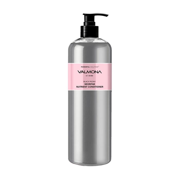 Кондиционер для волос Evas Valmona Powerful Solution Black Peony Seoritae Nutrient Conditioner (480 мл)